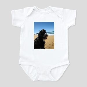 Dias the Portuguese Water Dog Infant Bodysuit