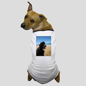 Dias the Portuguese Water Dog Dog T-Shirt