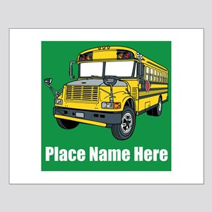 School Bus Posters