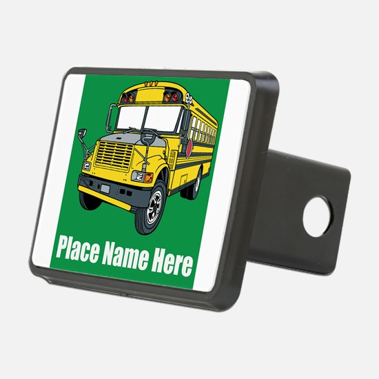 School Bus Hitch Cover
