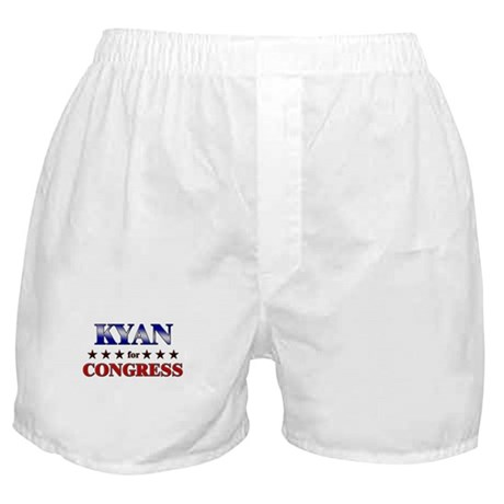 KYAN for congress Boxer Shorts