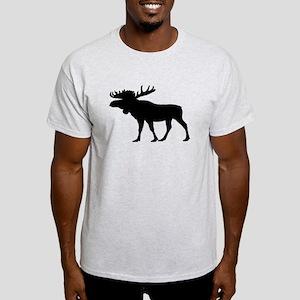 Moose Silhouette T-Shirt