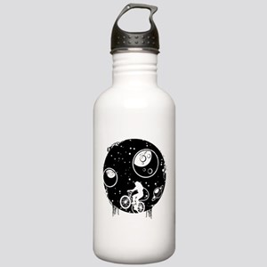Space Cyclist Stainless Water Bottle 1.0L