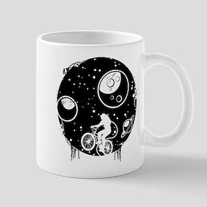Space Cyclist Mug