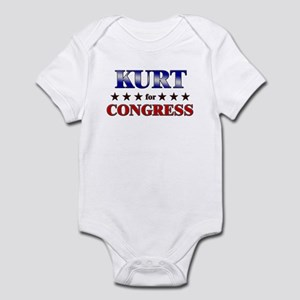 KURT for congress Infant Bodysuit