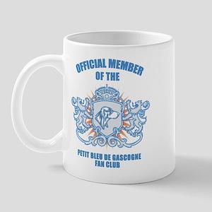 Petit Bleu de Gascogne Mug