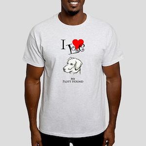 Plott Hound Light T-Shirt