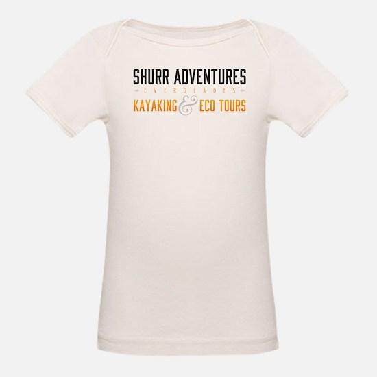 4 LIGHT SHIRTS Basic Logo Everglades T-Shirt