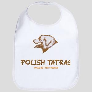 Polish Tatra Sheepdog Bib
