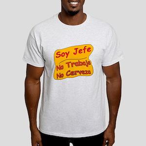 Soy Jefe Light T-Shirt