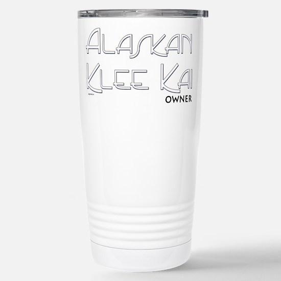 Alaskan Klee Kai Owner Mugs
