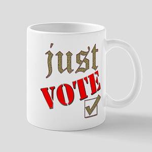 Just Vote Mugs