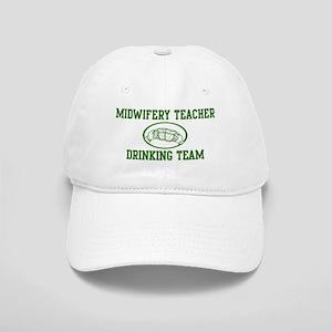 Midwifery Teacher Drinking Te Cap