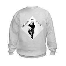 Student of Honor: Kids Sweatshirt