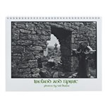 Black and White Photography Wall Calendar