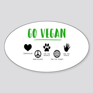 Vegan Food Healthy Sticker