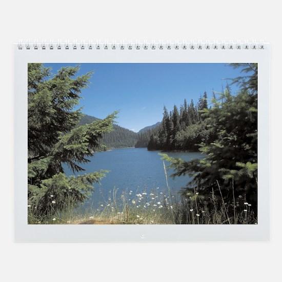 Oregon Beauty Wall Calendar