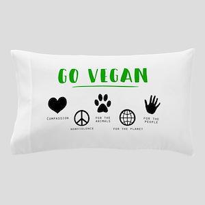 Vegan Food Healthy Pillow Case