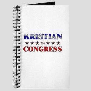 KRISTIAN for congress Journal