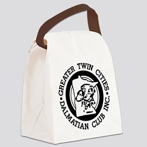 Greater Twin Cities Dalmatian Canvas Lunch Bag