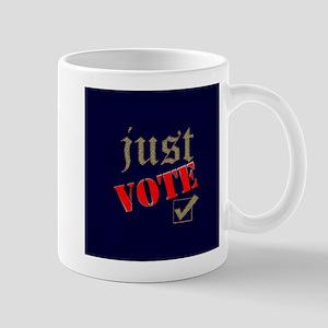 Just Vote Blue Mugs