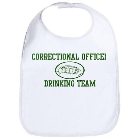 Correctional Officer Drinking Bib