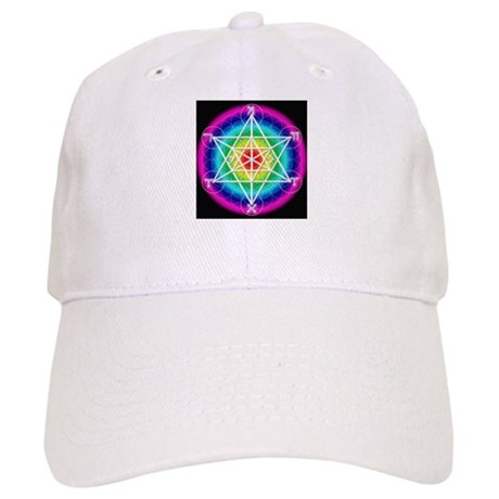 Star TetraHedron With Angelic Cap