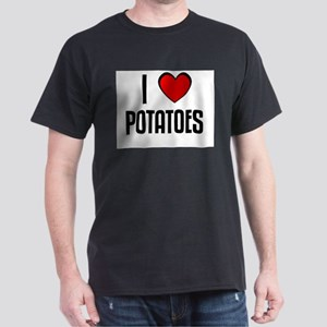 I LOVE POTATOES T-Shirt