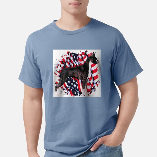 Boxer 6 Ash Grey T-Shirt