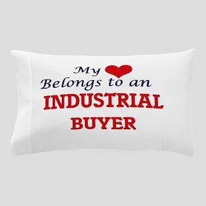 My Heart Belongs to an Industrial Buye Pillow Case