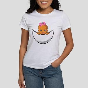 maternity zipper T-Shirt