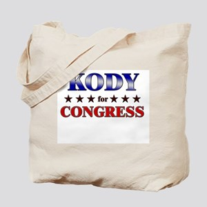 KODY for congress Tote Bag