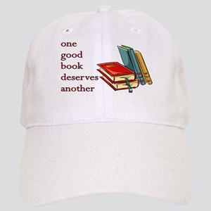 One Good Book Deserves Another Cap