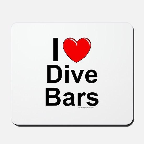 Dive Bars Mousepad