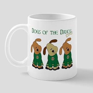 Dogs Of The Dance Mug