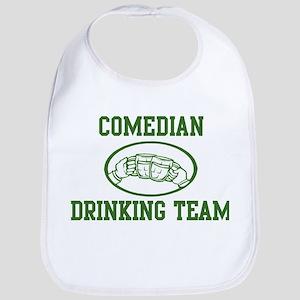 Comedian Drinking Team Bib