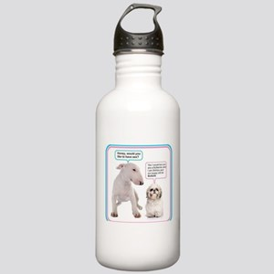 Dog humor Stainless Water Bottle 1.0L