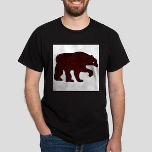 BROWN BEAR WALKING T-Shirt