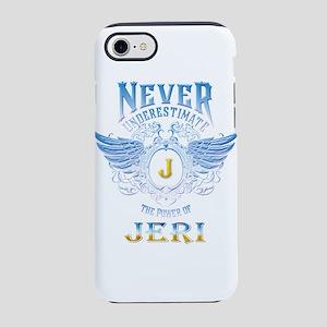 Never underestimate the powe iPhone 8/7 Tough Case