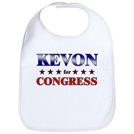 KEVON for congress Bib