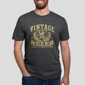 Vintage 1943 Women's Dark T-Shirt