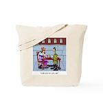 Gold-Cut Oats Tote Bag