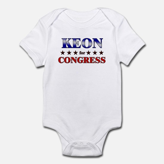 KEON for congress Infant Bodysuit