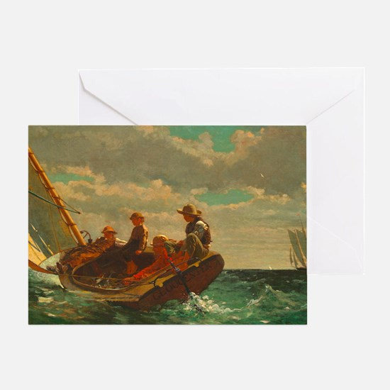 Cute Ocean scenes Greeting Card