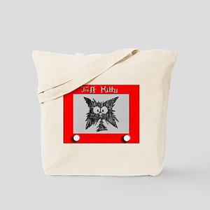 SKETCH-A-KITTY Tote Bag