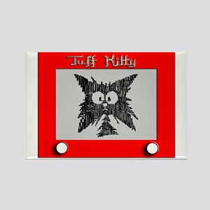 SKETCH-A-KITTY Rectangle Magnet