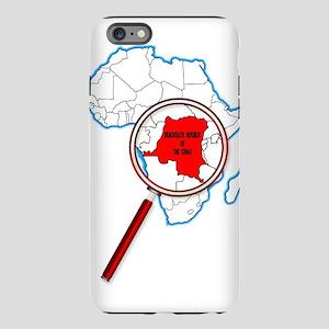 Democratic Republ iPhone 6 Plus/6s Plus Tough Case