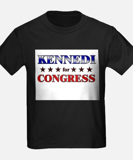 KENNEDI for congress T
