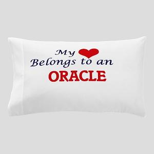 My Heart Belongs to an Oracle Pillow Case
