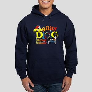 Foxhound Agility Hoodie (dark)